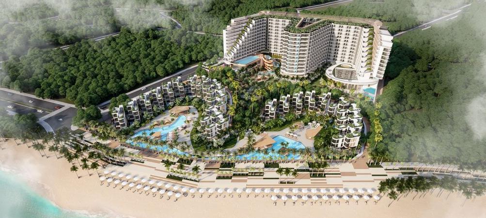 Cập nhật【Giá Bán & Ưu Đãi】Dự án Condotel Charm Long Hải Resort